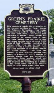 Historical Marker - Side 1